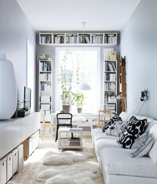 Дизайн малогабаритных квартир (47 фото): увеличиваем жилое пространство