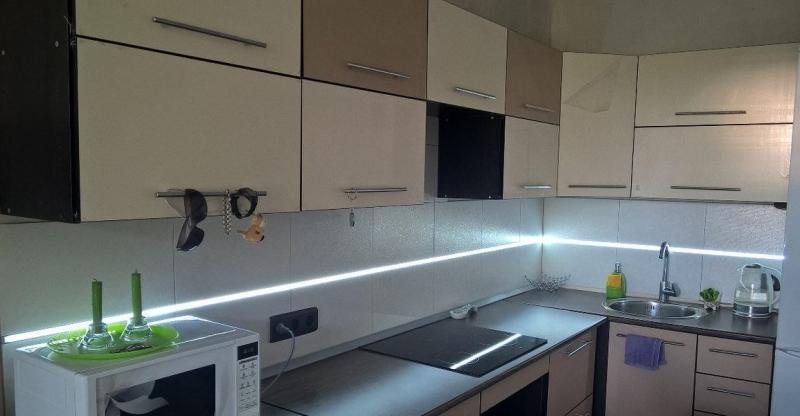 Все нюансы организации подсветки рабочей зоны на кухне