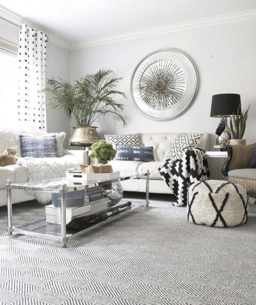 Ковровое покрытие: советы дизанеров по выбору идеального покрытия для дома