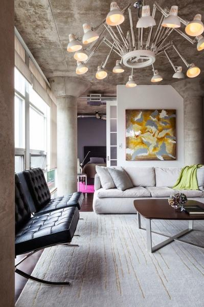 Светильники в стиле лофт — стильно и просто