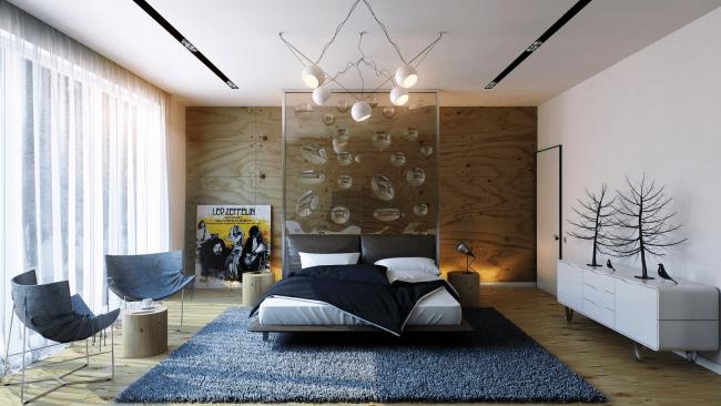 Люстры для спальни — от недорогих до luxury: подборка стильных моделей 2019 года в интерьере