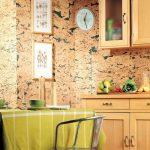 Стены на кухне: обзор самых популярных вариантов отделки пространства с фото
