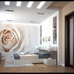 Дизайн, расстановка мебели и освещение при ремонте спальни