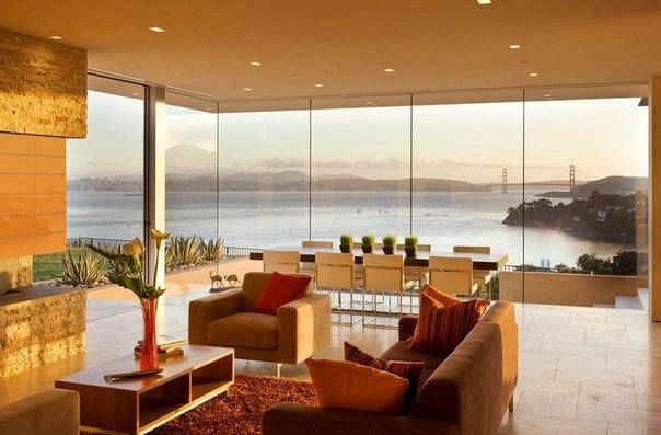 5 вдохновляющих видов из окна