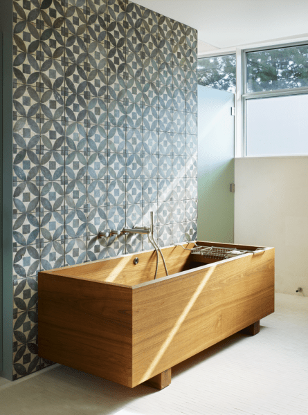75 Ярких идей плитки в ванную: сочетание красоты и практичности (фото)