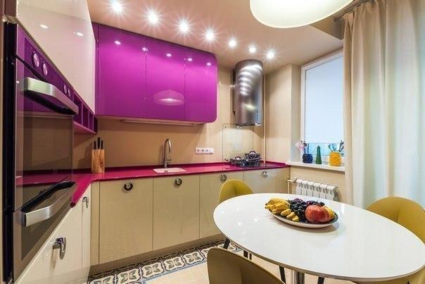 Кухня 8 кв.м.