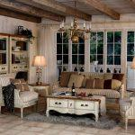 Жизнь с привкусом Франции — гостиная в стиле прованс
