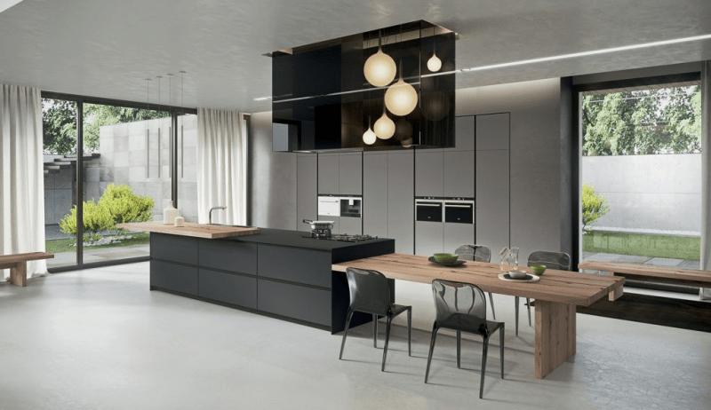 Серая кухня IKEA: популярные модели и дизайнерские варианты обустройства интерьера