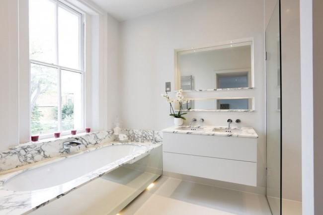 Экраны для ванны (52 фото): виды, материалы, процесс установки