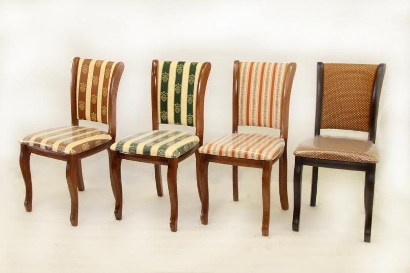 Такие разные деревянные стулья на любой вкус