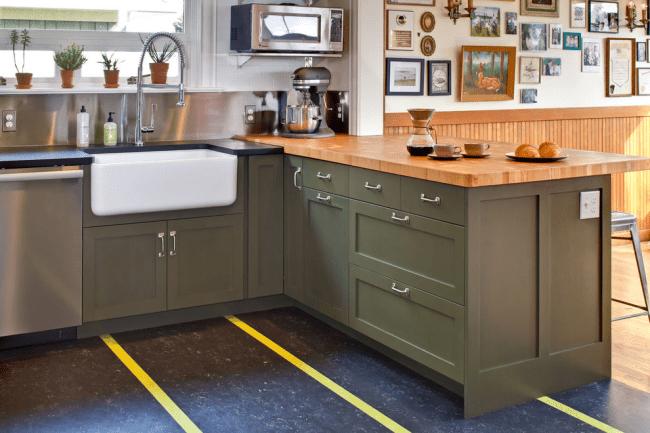 Мойки из акрилового камня: 65+ стильных дизайнерских вариантов для кухни и ванной