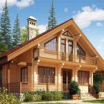 Основные преимущества строительства деревянных домов под ключ