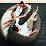 Все нюансы о мебели из натурального ротанга