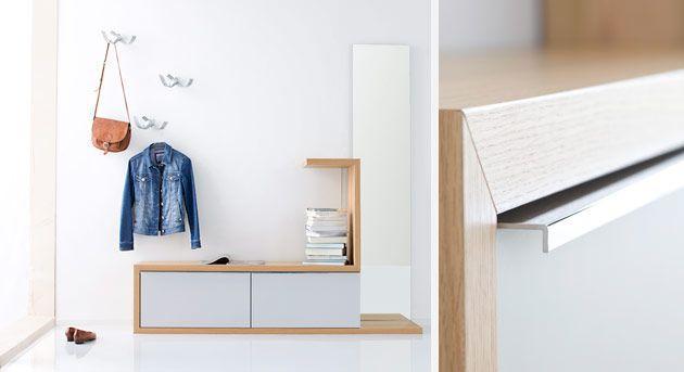 Малогабаритные прихожие в коридор: стильно, удобно, эргономично