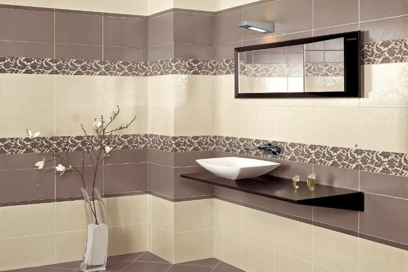 Как выбирать плитку для пола и стен в ванную комнату