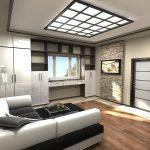 Классные варианты дизайна однокомнатной квартиры 40 кв. м.