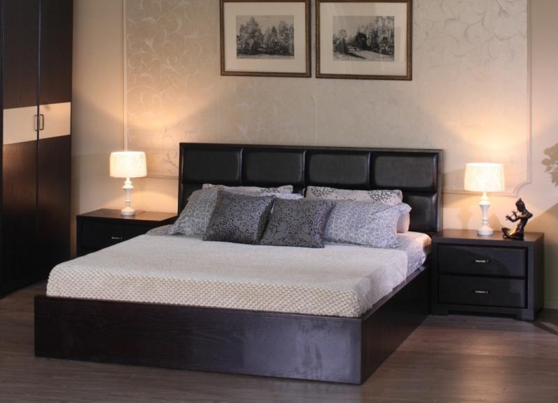 Какую прикроватную тумбу для спальни выбрать