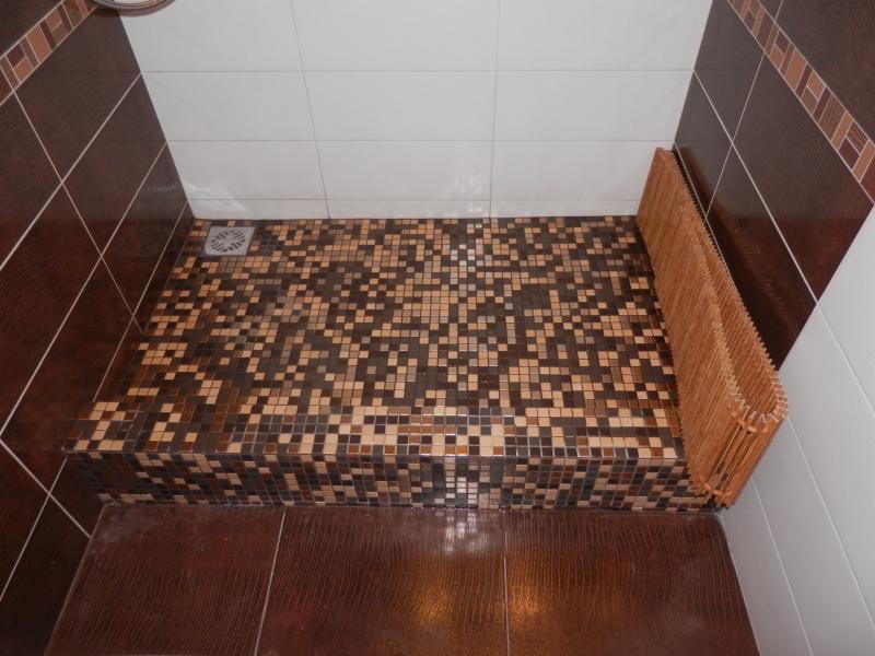 Выбор и установка трапа под душ