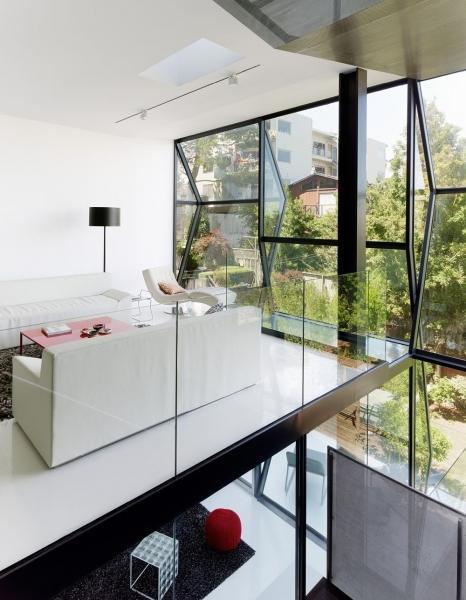 Витражное остекление фасадов (46 фото): практично и современно