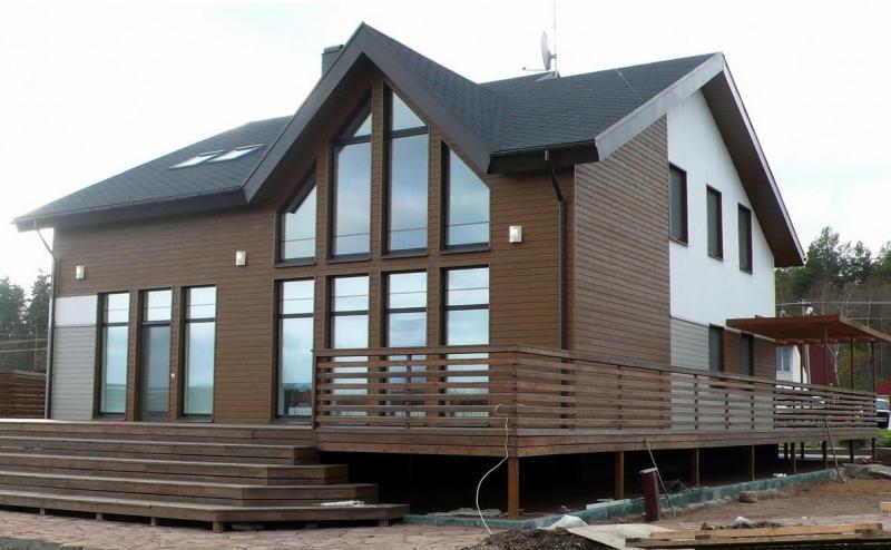 Строительство домов из газобетона: тонкости и советы