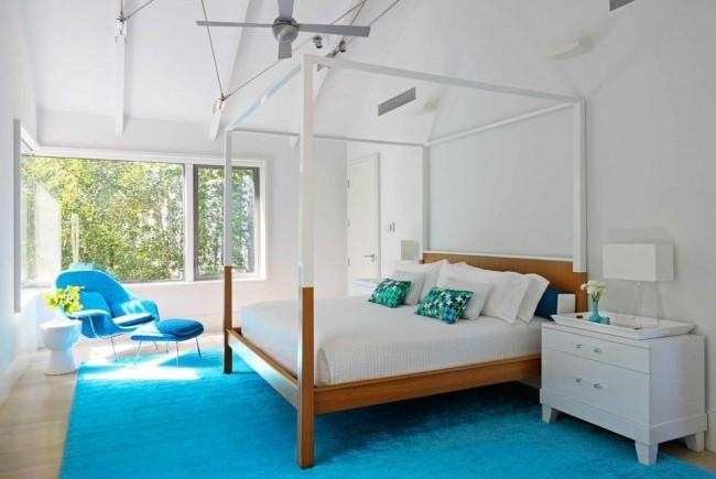 С какими цветами сочетается голубой (79 фото): легкость и воздушность в вашем доме
