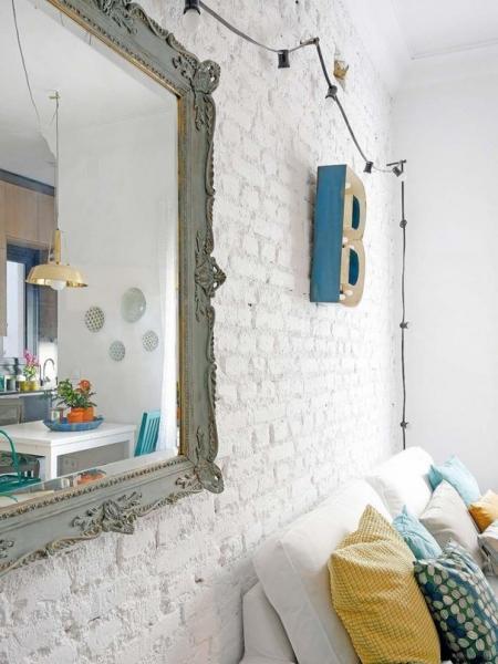 Наполненная светом квартира в Испании
