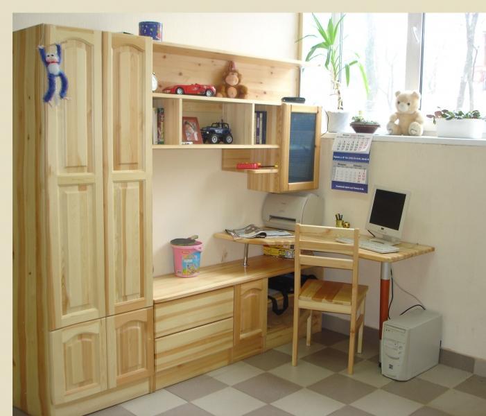 Изготовление детской мебели своими руками