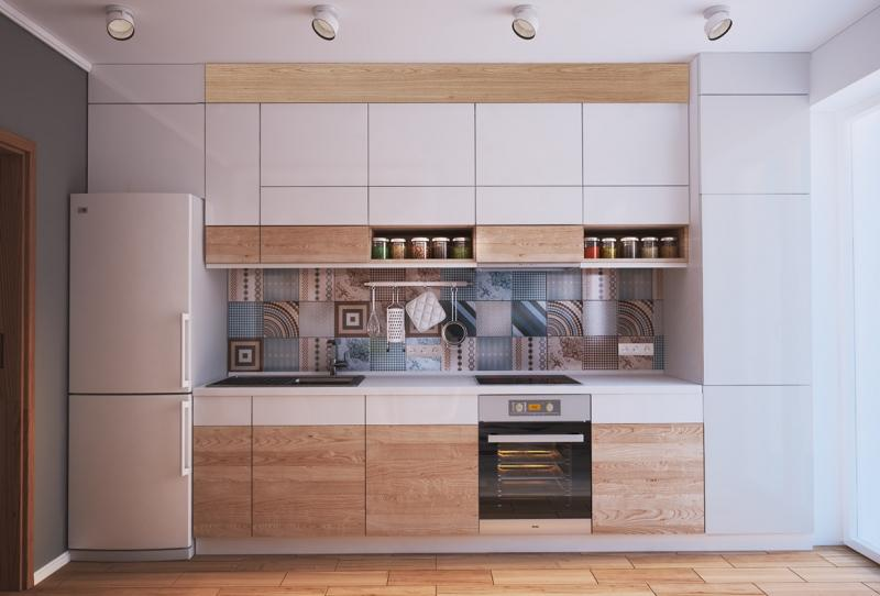 Угловые кухни на 12 квадратных метров: интересные решения с фото