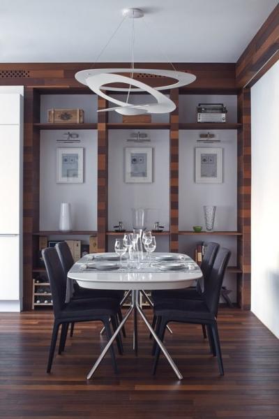 Кухня столовая в современном стиле