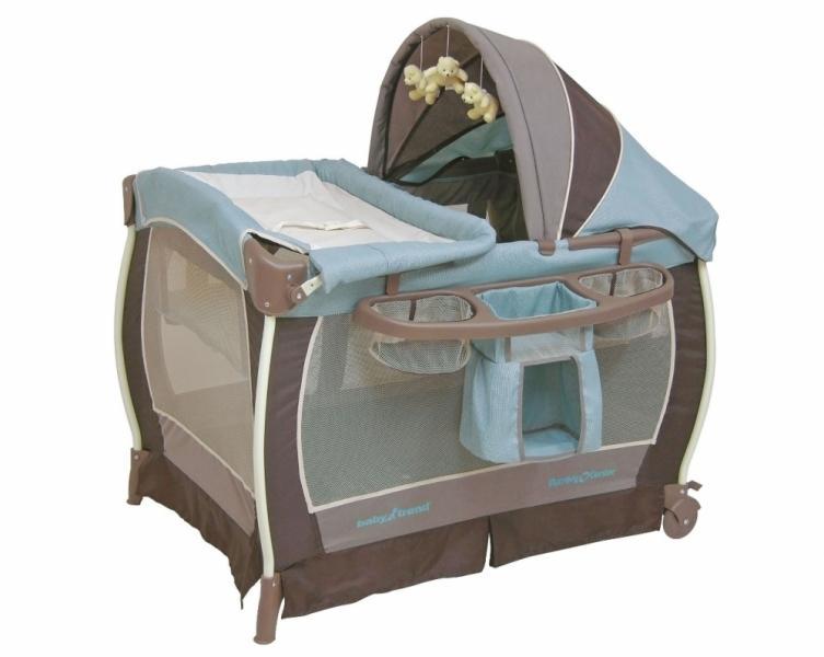 Детский манеж кровать