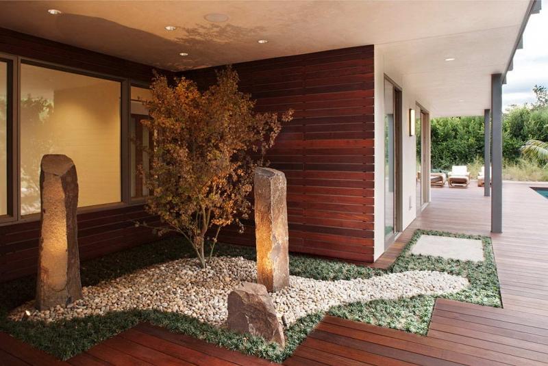Butterfly Beach house: классическая смесь