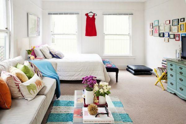 Небольшая квартира ~ 42 кв.м. Сан-Франциско