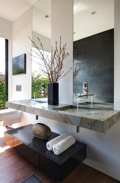 Зеркало в ванную комнату (65 фото): 6 подсказок о том, как определиться с выбором