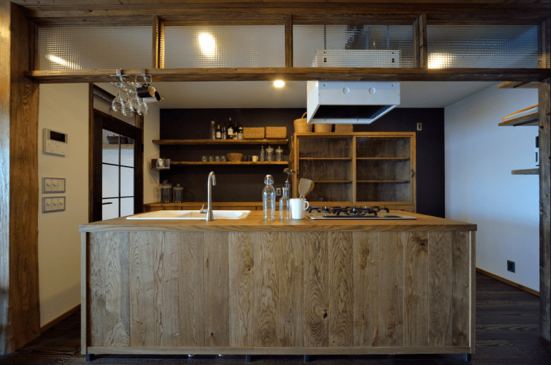 В ритме Страны восходящего солнца: создаем лаконичный интерьер кухни в японском стиле