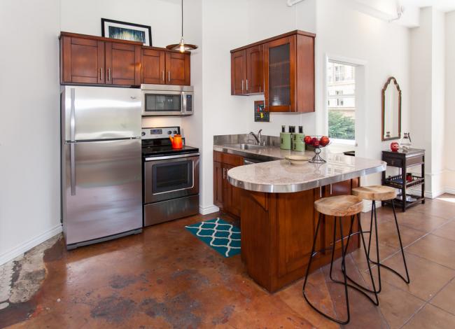 Дизайн интерьера кухни 6 кв. метров: полезные советы по выбору мебели и 80+ фото стильных планировок