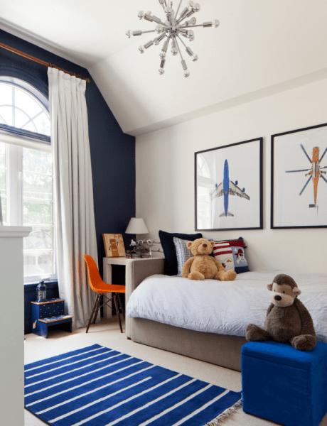 Детские спальни для мальчиков: 100+ лучших фотоидей дизайна интерьера детской комнаты