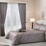 В чем разница между стилями и различными дизайнами штор для спальни