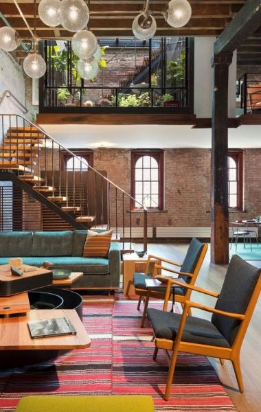 Двухуровневые квартиры: особенности оформления и планировки