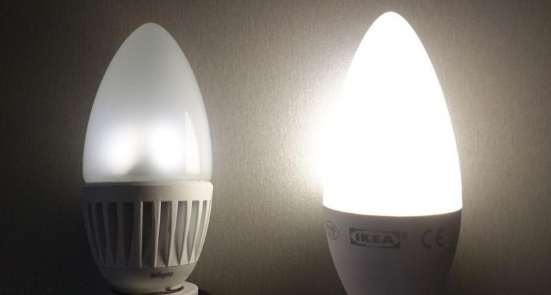 Разновидности диммеров для светодиодных ламп