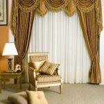 Какой дизайн штор подойдет именно для вашей гостиной