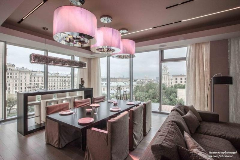 Квартира в ЖК ТверскойАвтор проекта - Елена Городина