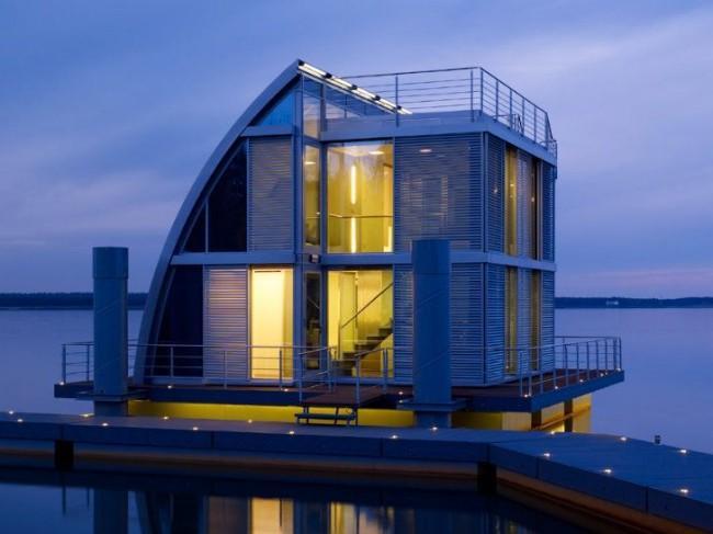 Модульные дома для постоянного проживания (63 фото): эволюция от угловатой бытовки до элитного жилья