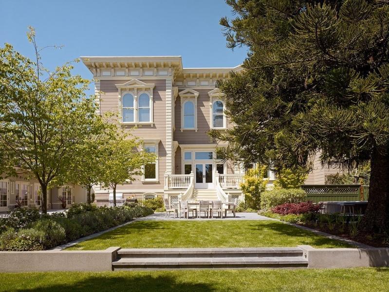 Особняк расположенный в Сан-Франциско, Калифорния