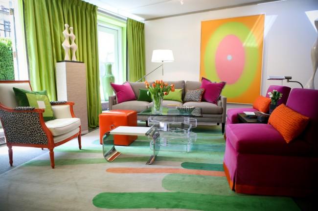 Ковры в интерьере гостиной (57 фото): современный подход к выбору ковровых изделий
