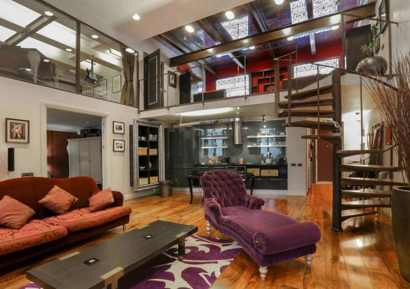 Дизайн элитных квартир 2018