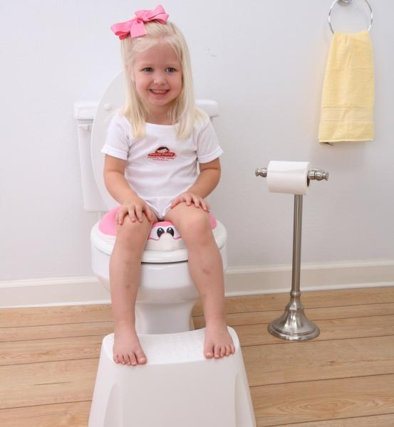 Виды накладок на унитаз для детей