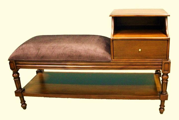 Банкетки и диванчики в прихожую