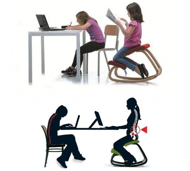 Выбираем компьютерное кресло для ребенка любого возраста