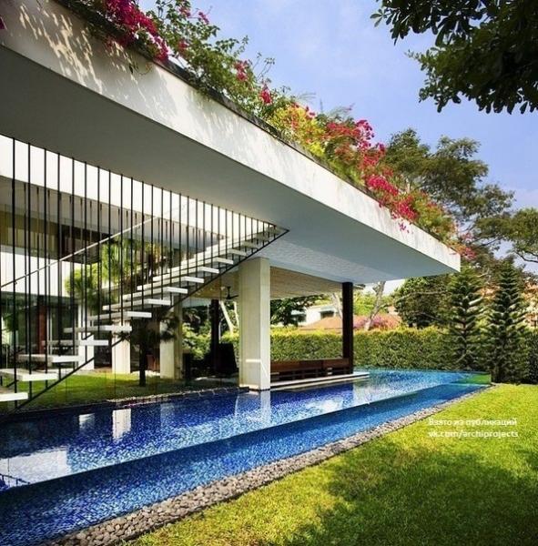 Дом в Сингапуре