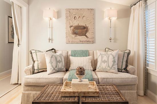 Нежный винтаж в интерьерах от Casabella Home Furnishings